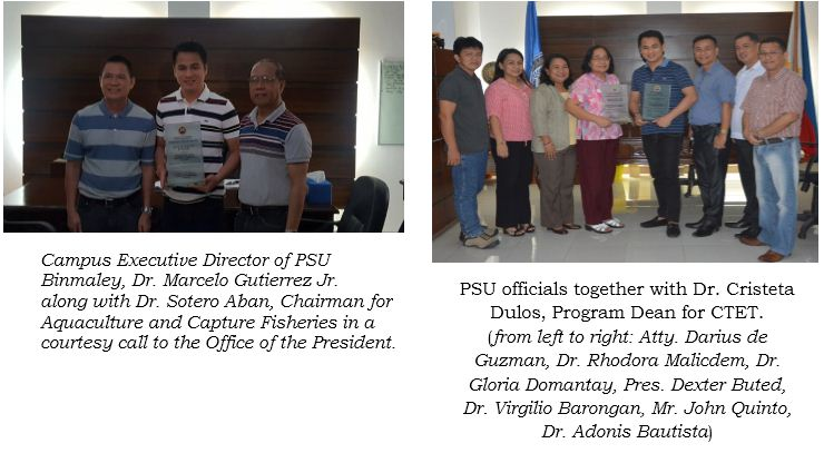 CHED grants PSU Center of Excellence status » Pangasinan